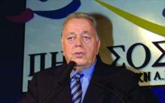Giorgos Bobolas (photo via antigoldgreece.wordpress.com)